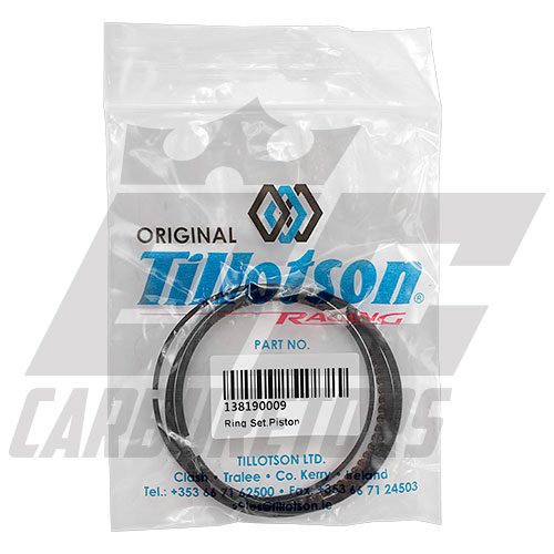 138190009 Tillotson Clone 68mm Standard Low Tension Rings