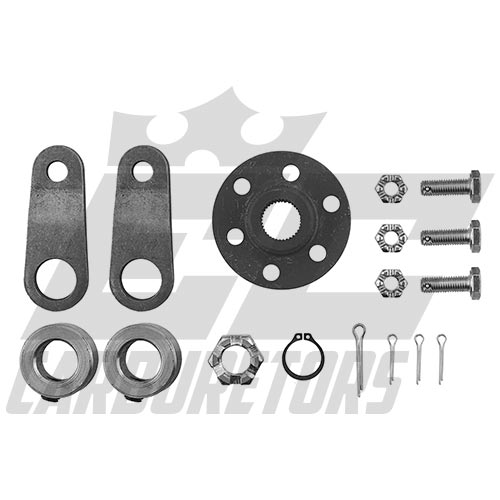 Steering Shaft Kit & Hardware
