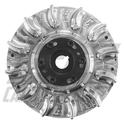 6611-VG Briggs Model 35/38 Vanguard 16-23hp V-Twin Adjustable Flywheel  w/Aluminum Ring Gear