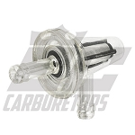 999-49 90 Degree Clear Fuel Filter