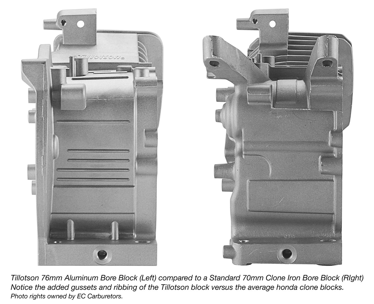 EC Tech Review: The new Tillotson Racing Blocks designed by