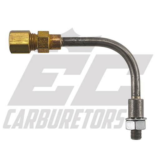 LK-90A EC 90° Stainless Throttle Cable Guide