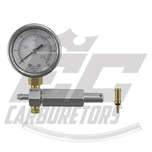 POPG-2 EC 0-30lbs Carburetor Pop-Off Gauge