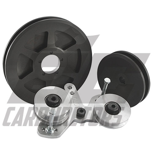 Mower Clutch & Pulleys