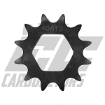 4086 #40 12 tooth Quick Change Sprocket