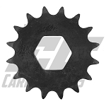 4090 #40 16 tooth Quick Change Sprocket
