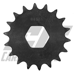4092 #40 18 Tooth Quick Change Sprocket