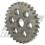 2022007 Spur Gear 30T Spline Shaft (EC Trans)