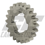 2022014  Spur Gear 22T Keyed Shaft (EC Trans)