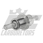 125-512 Clear In-line Fuel Filter