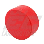 1021 2.5 Red Rubber Carburetor Cover