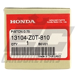 13104-Z0T-810 OEM Honda Flat Top +.75mm Piston 68mm Bore