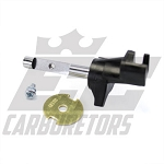 168F-55 GX200 Clone Throttle Shaft Kit