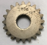 2022004 20 Tooth Spur Gear for EC 700 Series Transmission