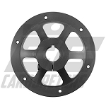 "2537 1"" Bore Heavy Duty Aluminum Sprocket Carrier"