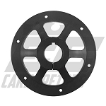 "3602 1-1/4"" Bore Heavy Duty Aluminum Sprocket Carrier"