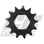 4087 #40 13 Tooth Quick Change Sprocket
