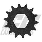 4088 #40 14 tooth Quick Change Sprocket