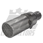 "4104 RLV B91XL 1-5/16"" Legal (Round Hole) Muffler"