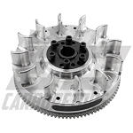 6622 GX390/420 Honda/Clone Adjustable Flywheel w/Aluminum Ring Gear
