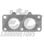 690950 Briggs Model 35/38 Vanguard, Model 40-49 Intek V-Twin Intake 2 Barrel Carburetor Gasket