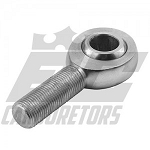 750L 5/8-16 LH Male Heim Rod End