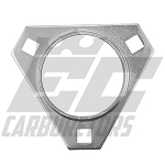 8217  3-Hole Bearing Flange fits 1-1/4