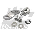 889K Comer Throttle Cable Swivel Arm Assembly