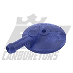 91A-351 Tillotson Blue Fuel Inlet/Strainer Cover