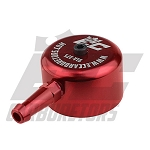 91A-375 EC Billet Fuel Cap for TIllotson/Intimidator Carburetors