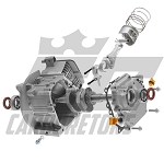 NEW! EC 236R Racing Engine Stage 3 Kit
