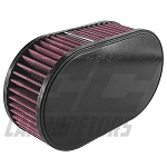 ECD-X2 V-Twin Air Filter (Short)