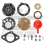 P19-RK EC Pro Rebuild Kit for HR Standard Volume(Single Stack, Gas)Carburetors Captured