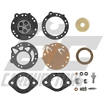 P3-RK EC Pro Rebuild Kit for Standard Volume(Single Stack)Carburetors Captured .093