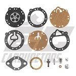 RK-117HL OEM Tillotson Single Stack Rebuild Kit