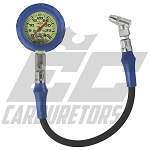 56-042 QuickCar 40 Psi Tire Air Gauge