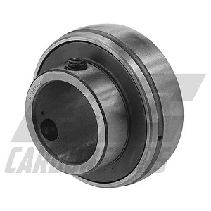152-19B 1-1/4 Axle Non-Greased Bearing fits 62mm Cassette
