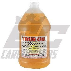 Thor Oil Medium Synthetic Engine Oil - 1 Gallon