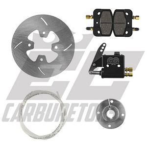 "7100B MCP Billet 1.00"" Standard Brake Kit w/7.125 Rotor"